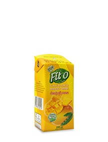 Elephant House Fit-O mango flavour 200 ml pack