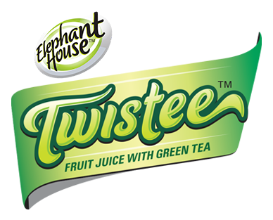 Elephant House Twistee Flavoured Green Tea logo