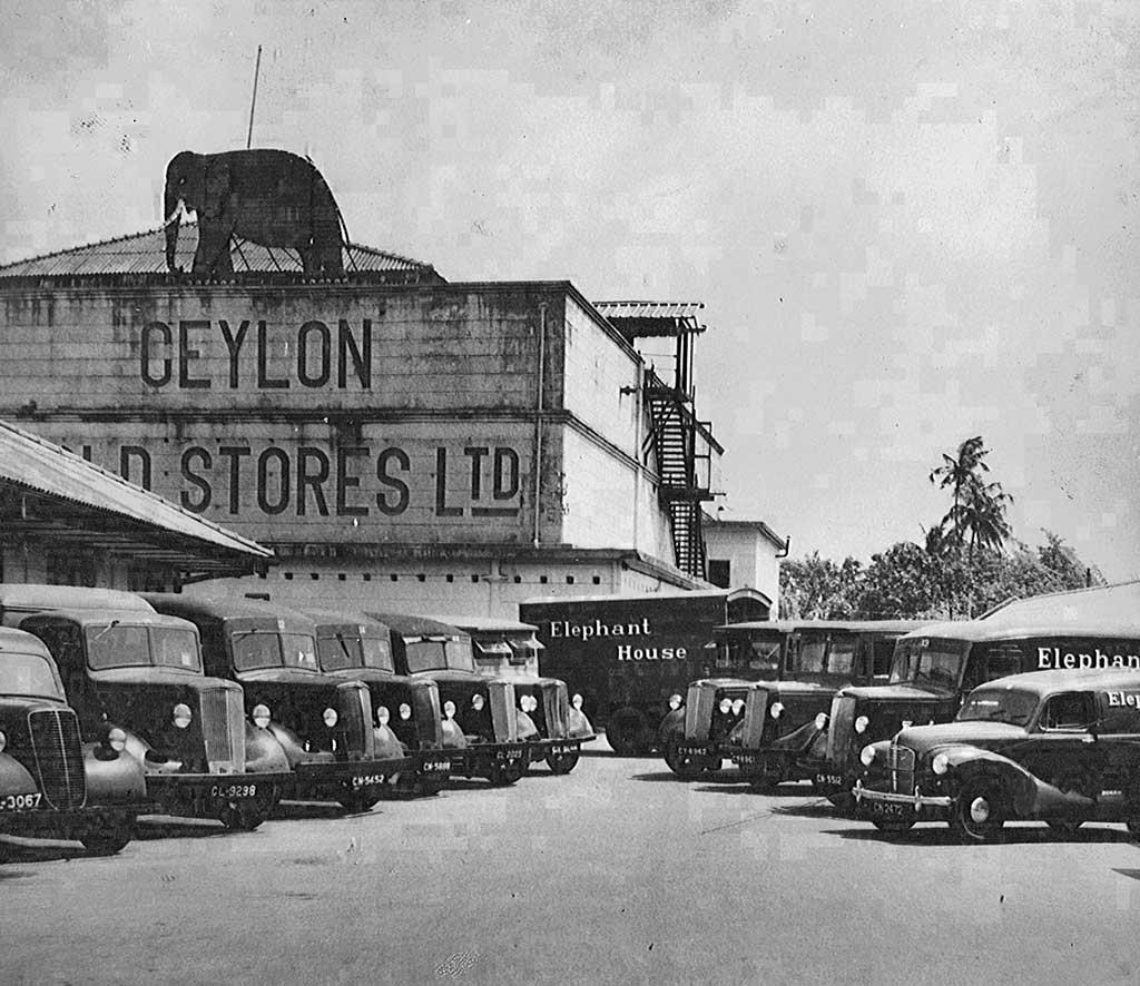 Ceylon Cold Stores - Heritage