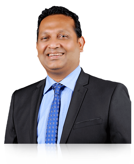 Ceylon Cold Stores Head of Sales - Frozen Confectionery Mahendra Amarasinghe