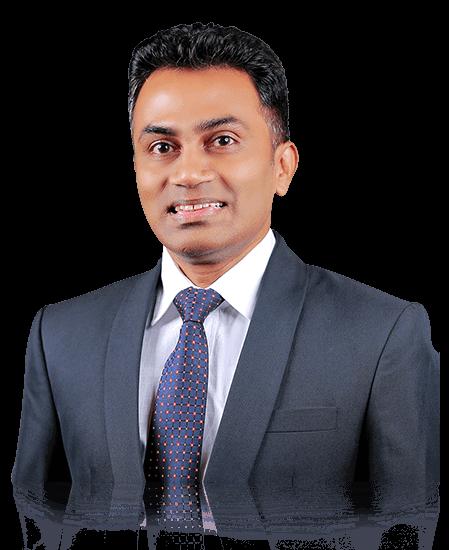 Ceylon Cold Stores Head of Quality Assurance and Regulatory Affairs Ruwan Kumara