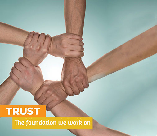 Our Values - Trust