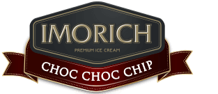 Elephant House IMORICH Choc Choc Chip Ice Cream logo