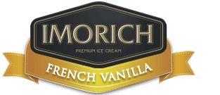 Elephant House IMORICH French Vanilla Ice Cream logo