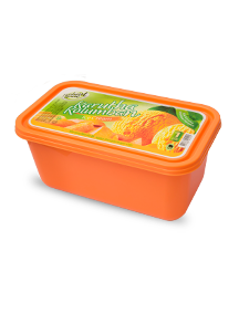 Elephant House Karutha Kolumban mango ice cream 1l
