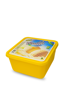 Elephant House Vanilla Ice Cream - 2l